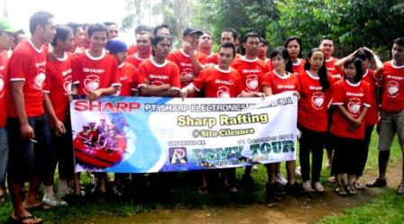 SHARP RAFTING